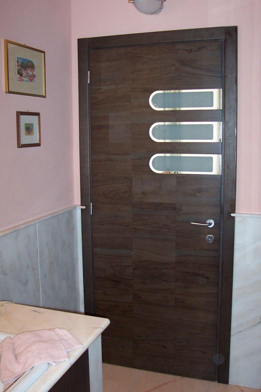 Porte interne legno alluminio PVC   ALFA FALEGNAMERIA - Travagliato ...
