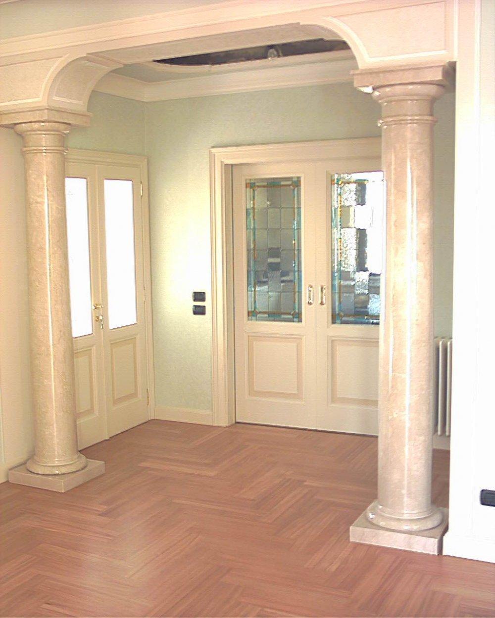 Porte esterne e interne alfa falegnameria travagliato brescia - Tipi di porte interne ...